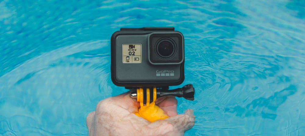 Underwater cameras for the Great Barrier Reef