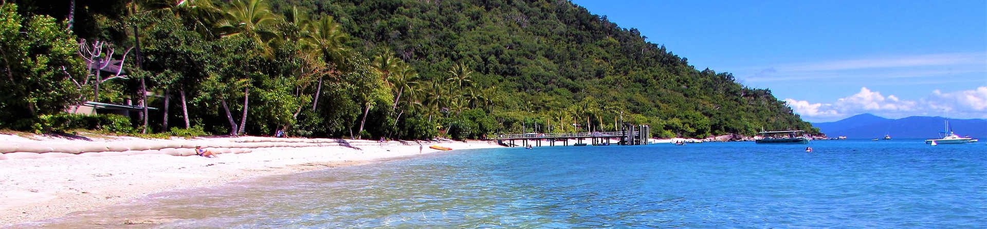 Can you visit the Great Barrier Reef from Cairns?